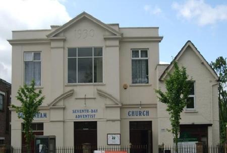 Tottenham church